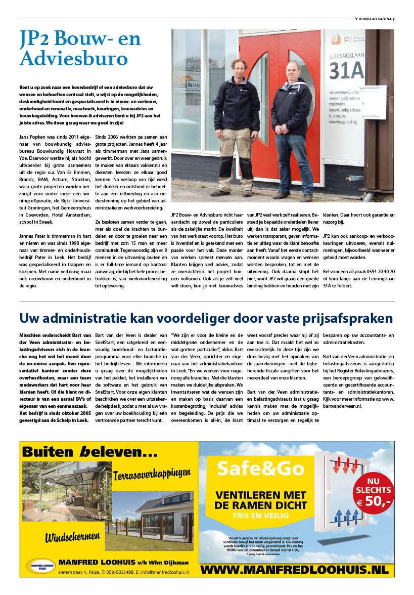't Huisblad april 2017 - pagina 5