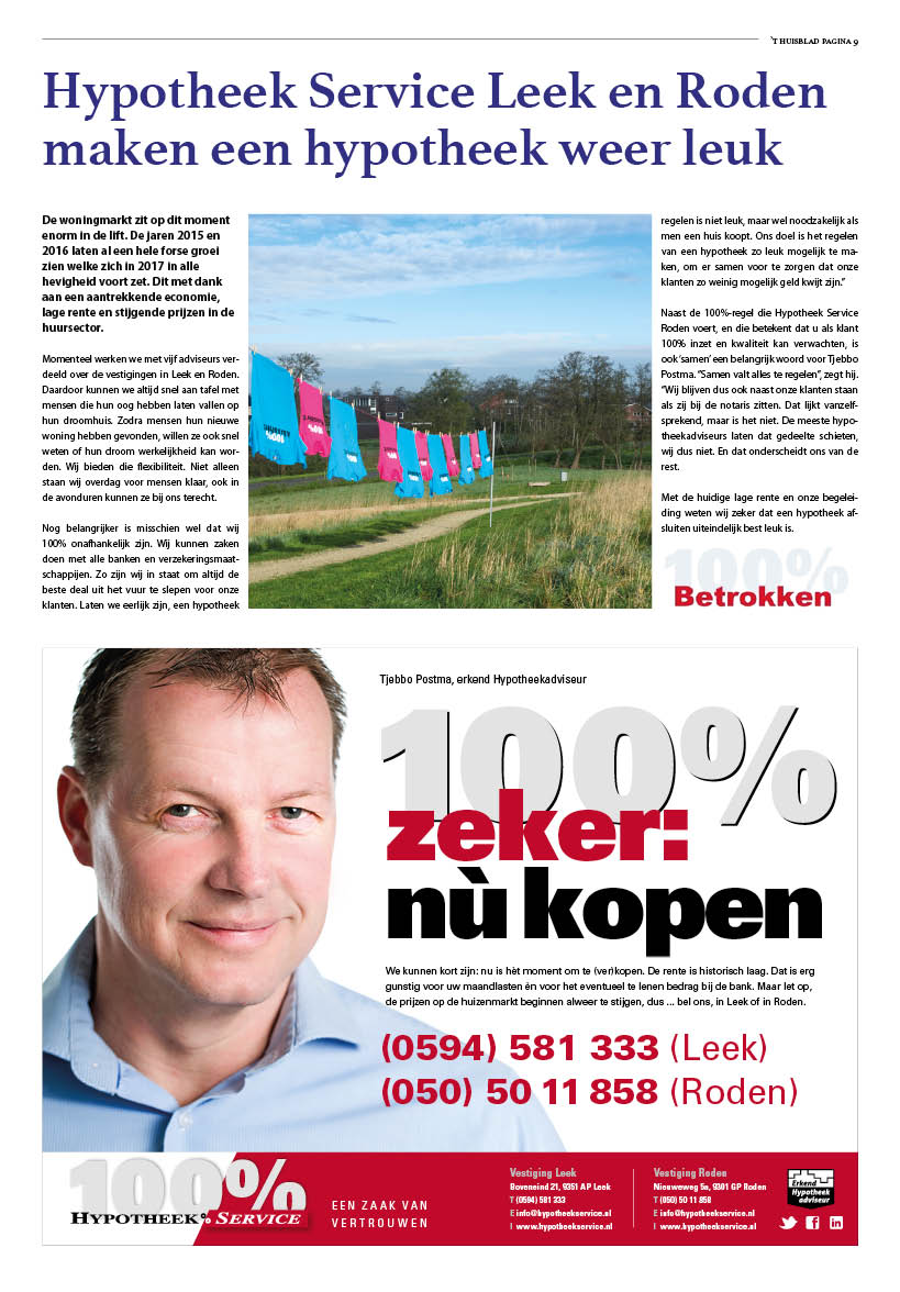 't Huisblad april 2017 - pagina 9
