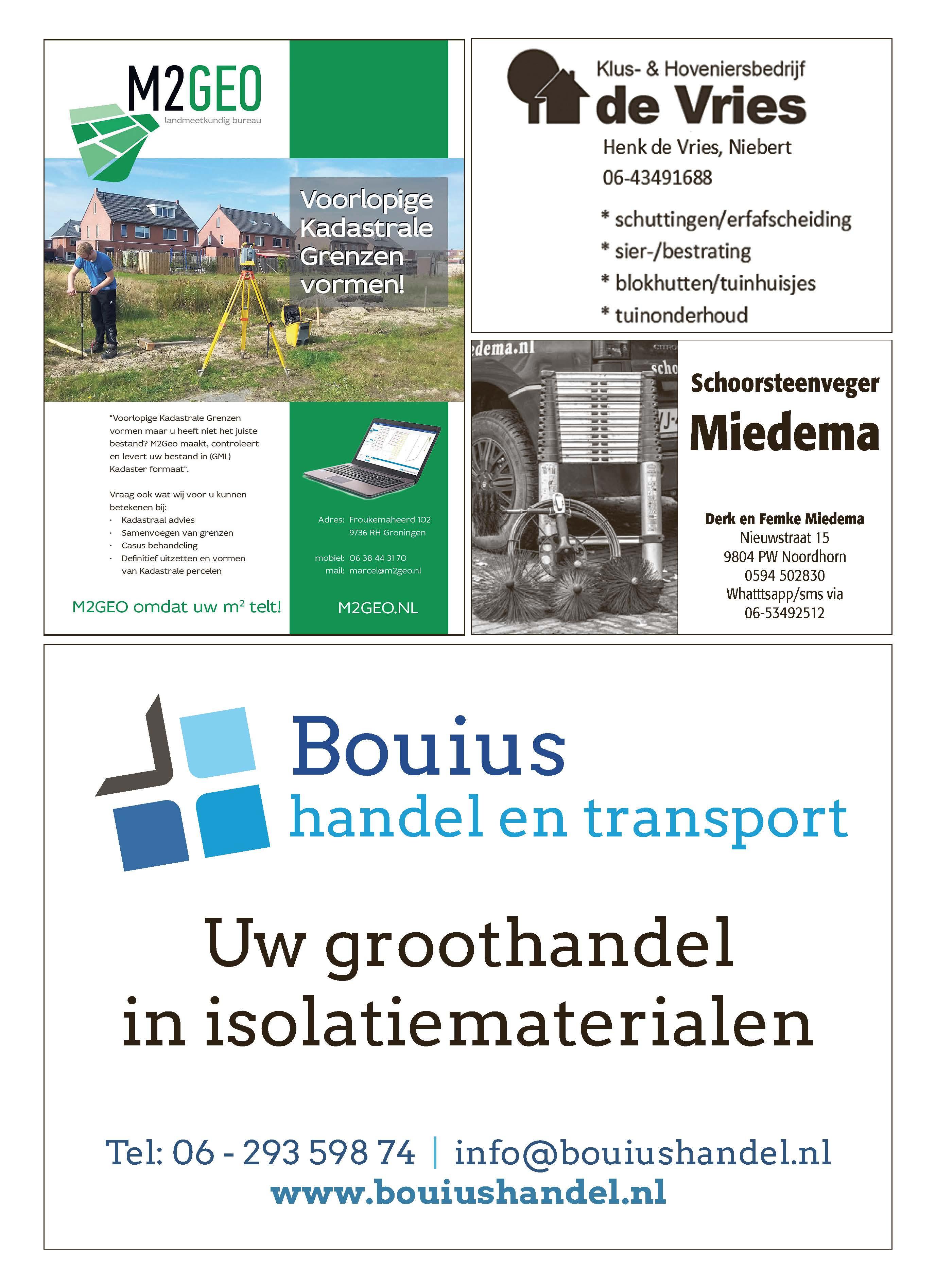 't Huisblad oktober 2017 - pagina 4