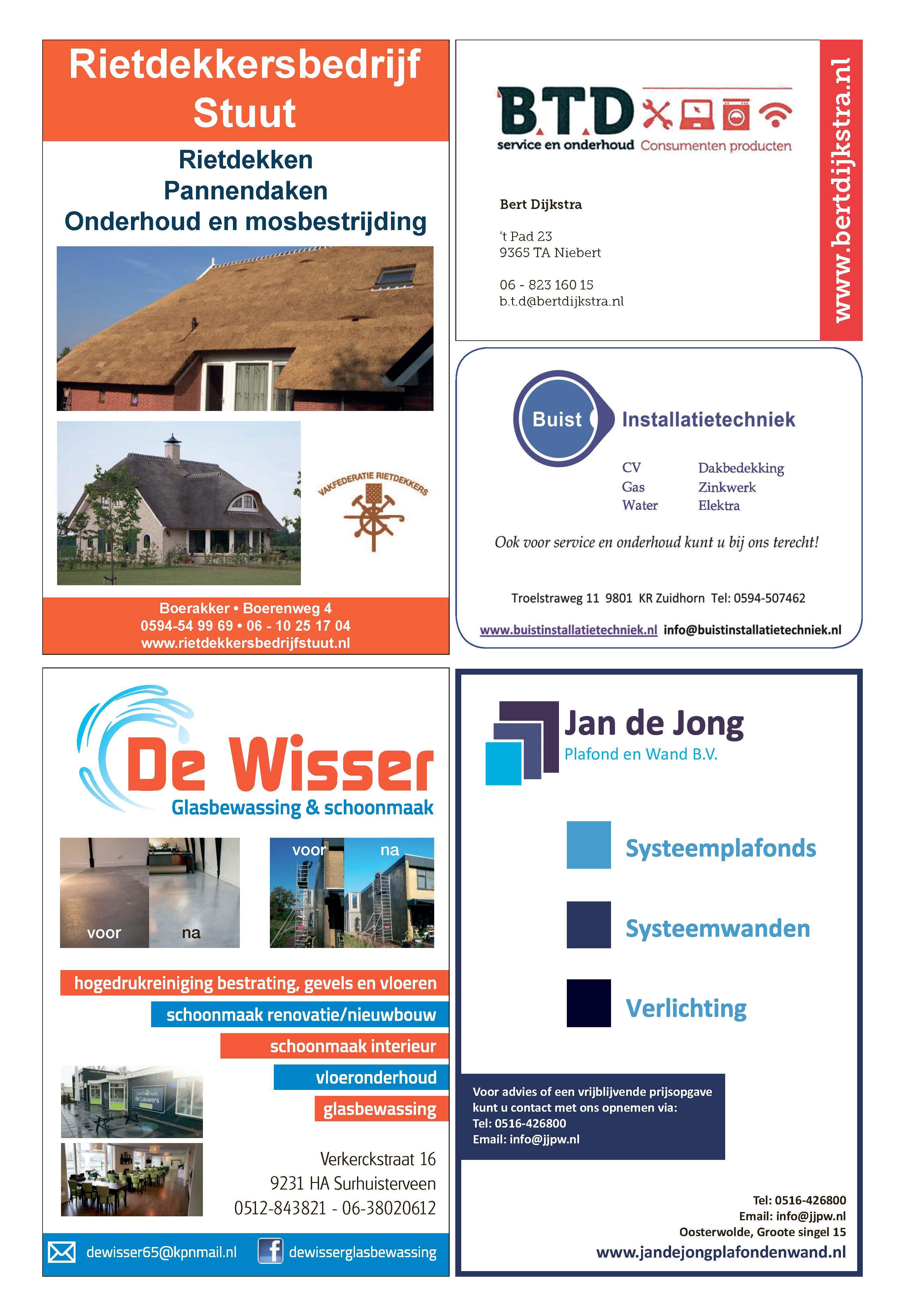 't Huisblad oktober 2017 - pagina 6