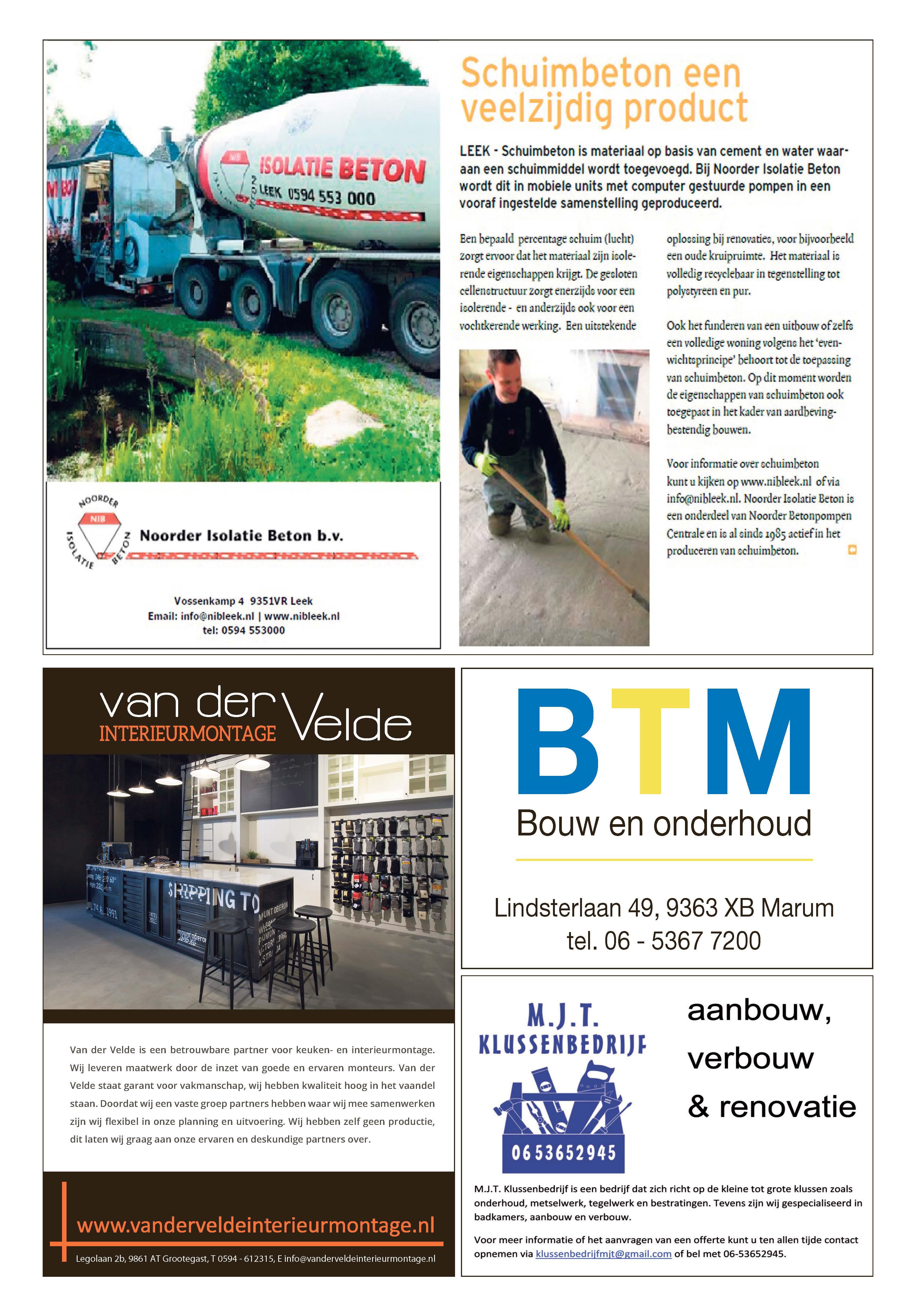 't Huisblad oktober 2017 - pagina 8