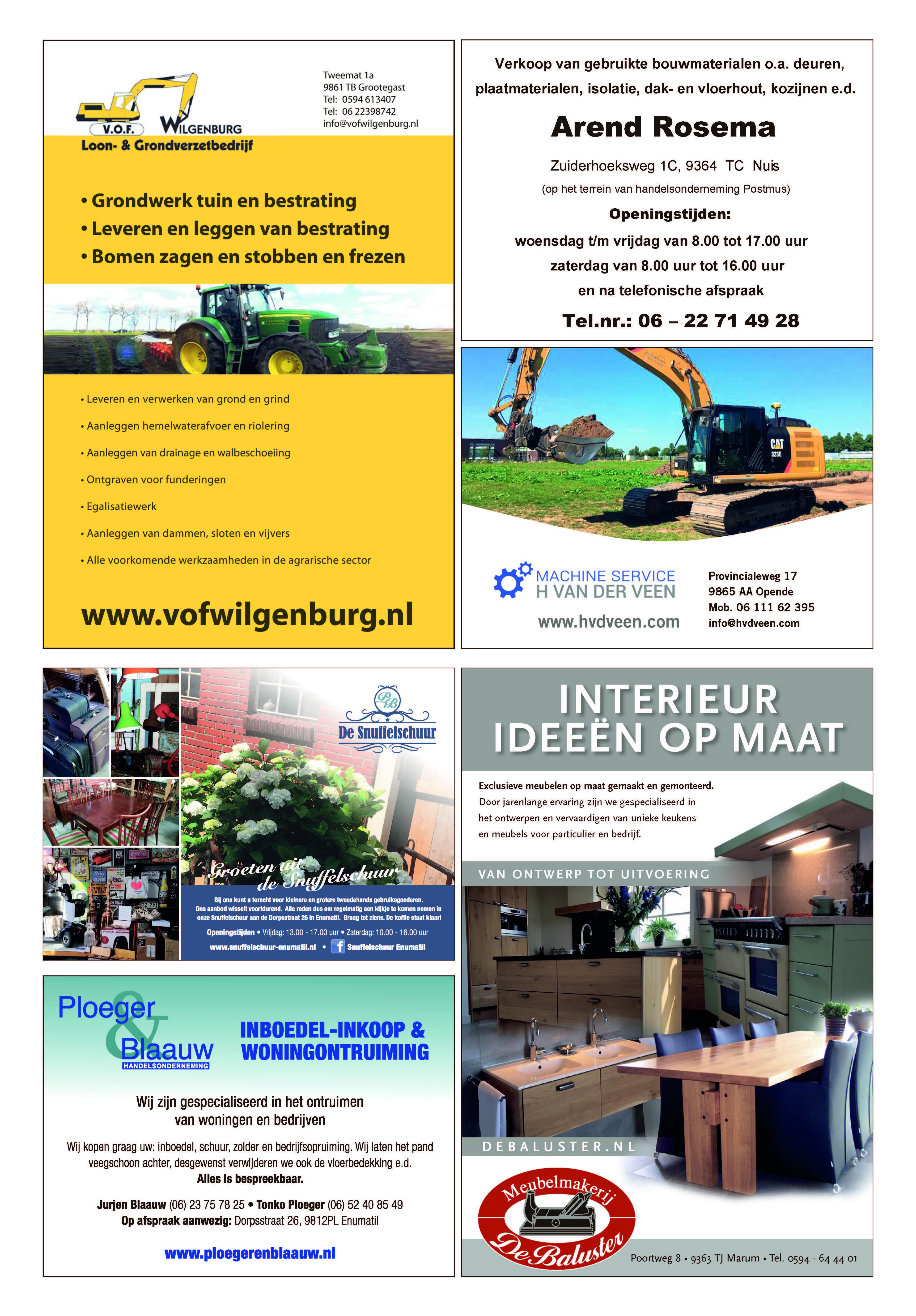't Huisblad oktober 2017 - pagina 12