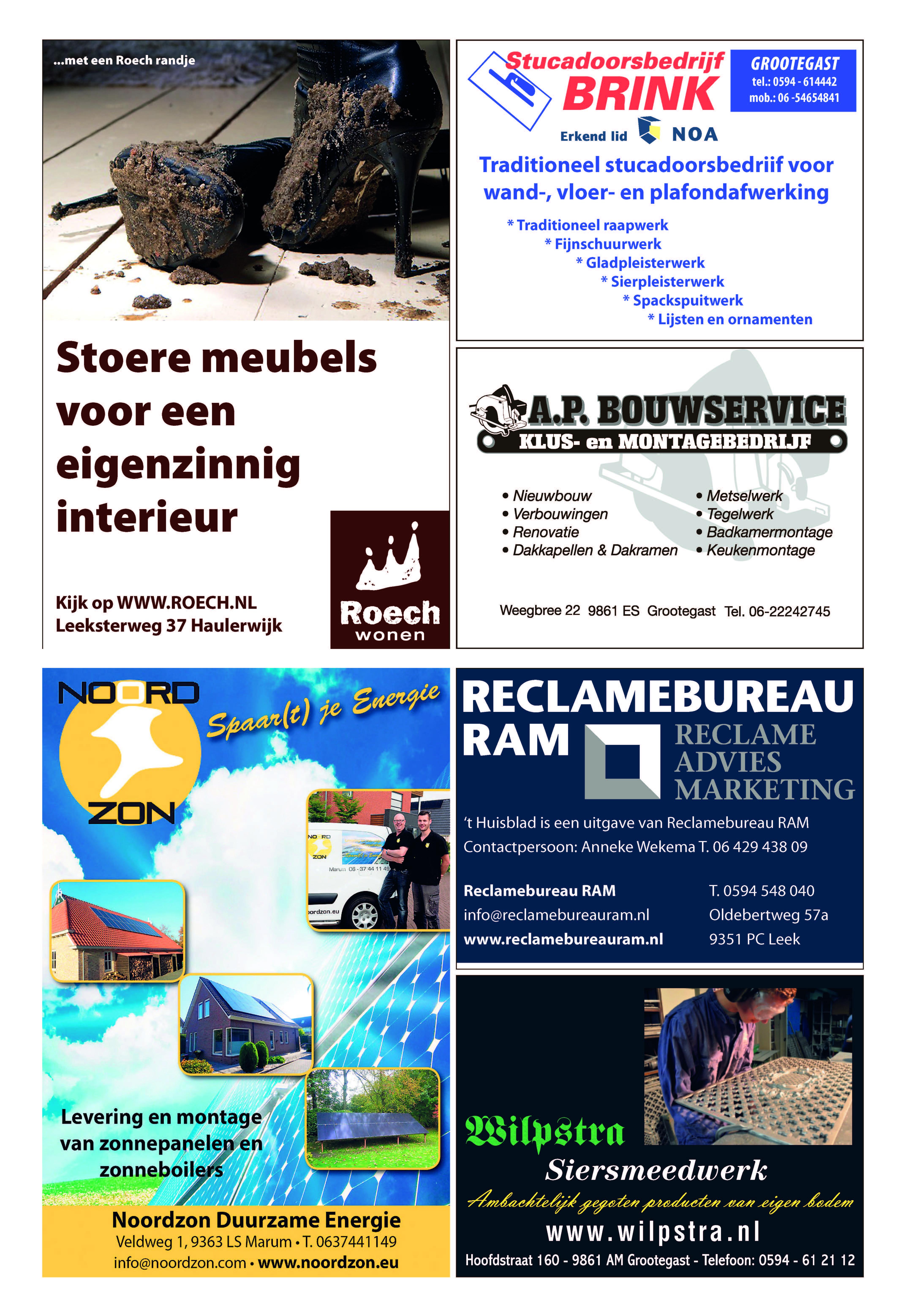 't Huisblad oktober 2017 - pagina 14