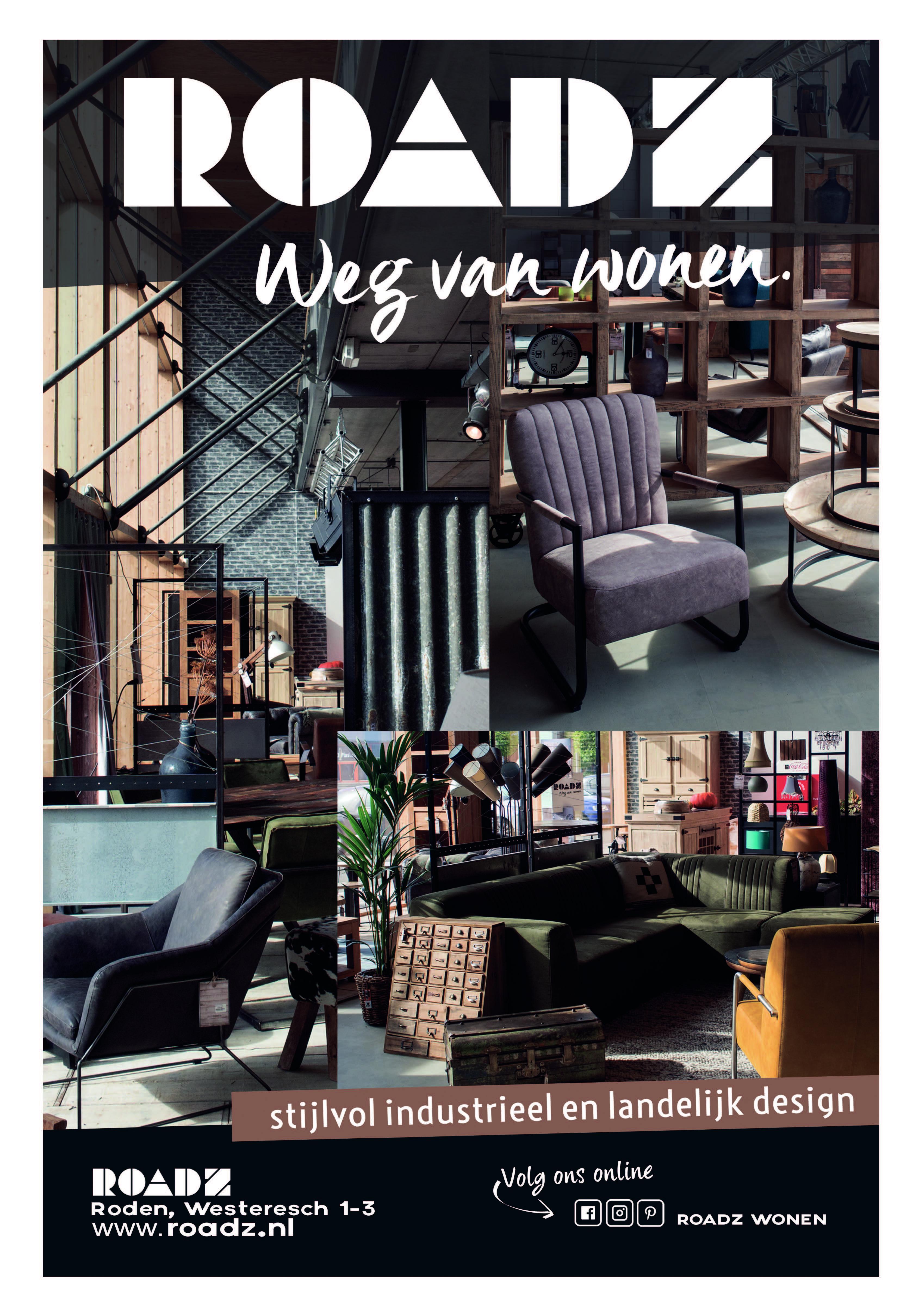 't Huisblad oktober 2017 - pagina 16
